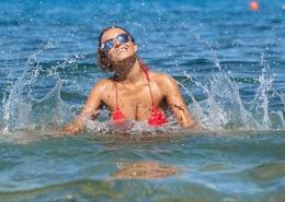waldbad anif naturbad im wald schwimmen tauchen
