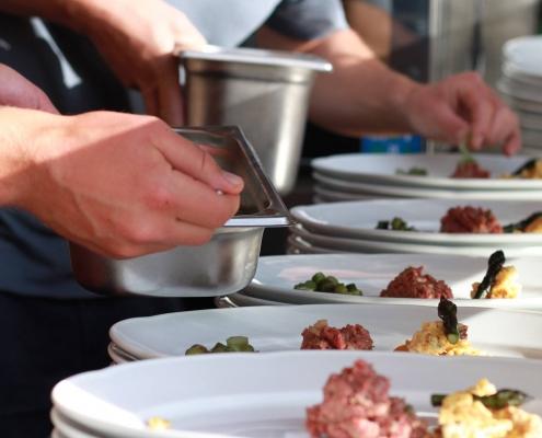 restaurant gusta bowl menu waldbad
